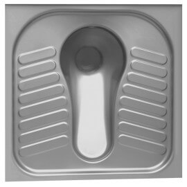 Arabische Toilette