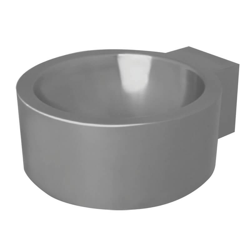 Vasque individuelle en applique