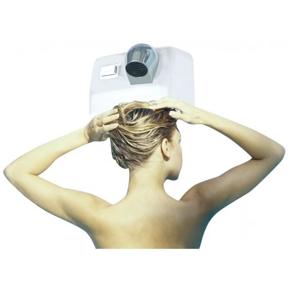 Sèche-cheveux pour usage collectif
