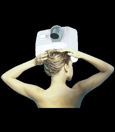 Hair dryer for heavy duty