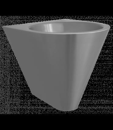 Lavabo conico da parete