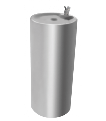 Junior floor-mounted drinking fountain