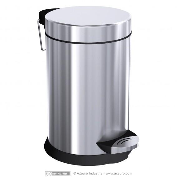 Abfallbehälter mit Pedal 3L