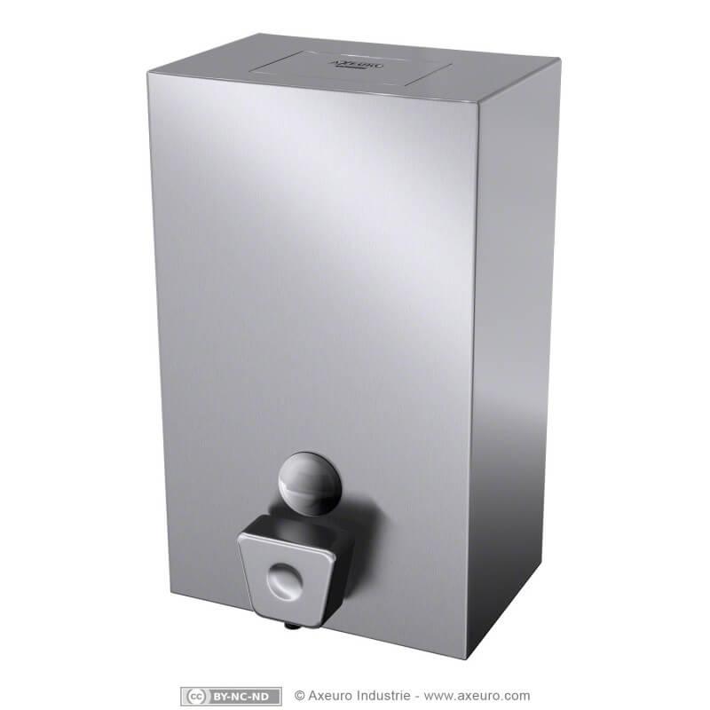 Soap dispenser - straight edges