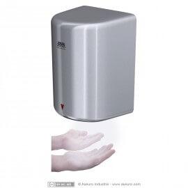 Secador de manos automático (control infrarojo) ULTRA RÁPIDO (seca en menos de 10 seg)