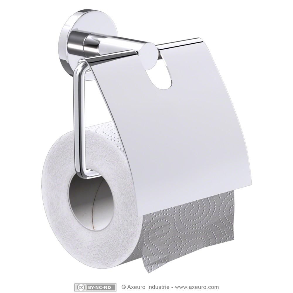 distributeur de papier toilette chrom brillant axeuro. Black Bedroom Furniture Sets. Home Design Ideas