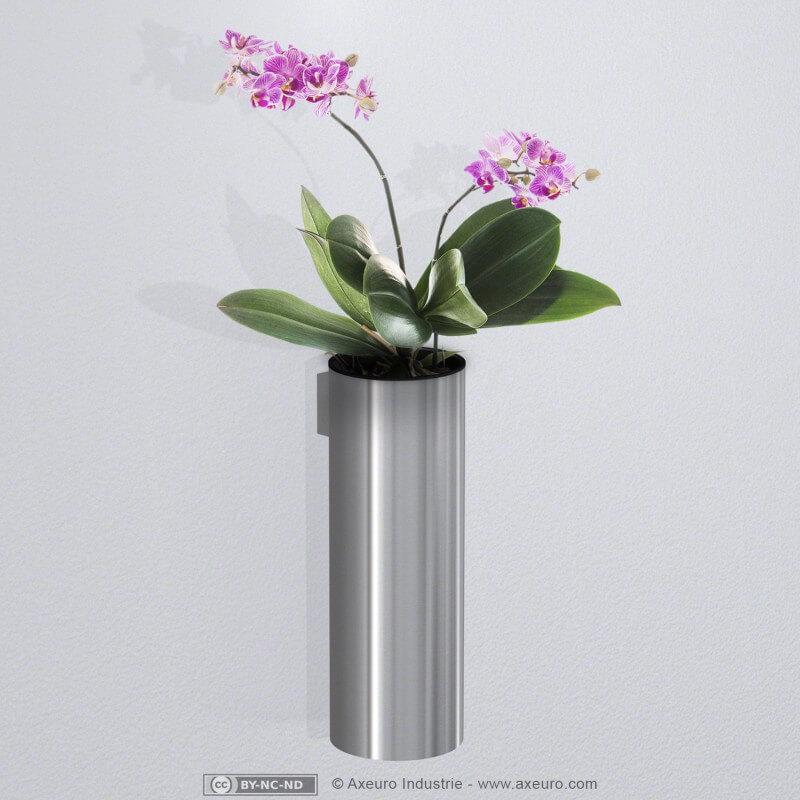 Vase mural