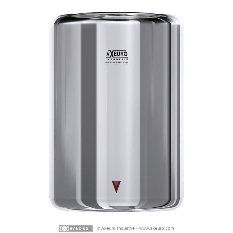 Automatic hand dryer (infrared control) ULTRA FAST (less than 10 sec drying)