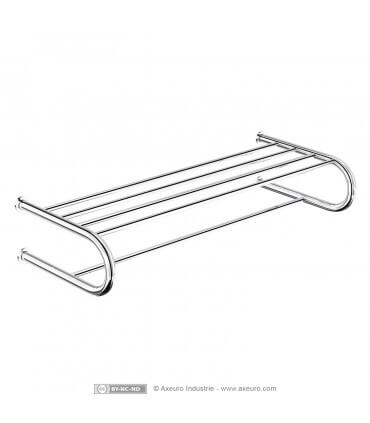 Towel rack + towel bar