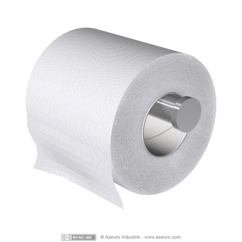 Porta-rollo de papel higiénico de reserva