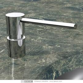 Distributeur de savon mousse encastr sur plan axeuro - Distributeur savon integre plan travail ...