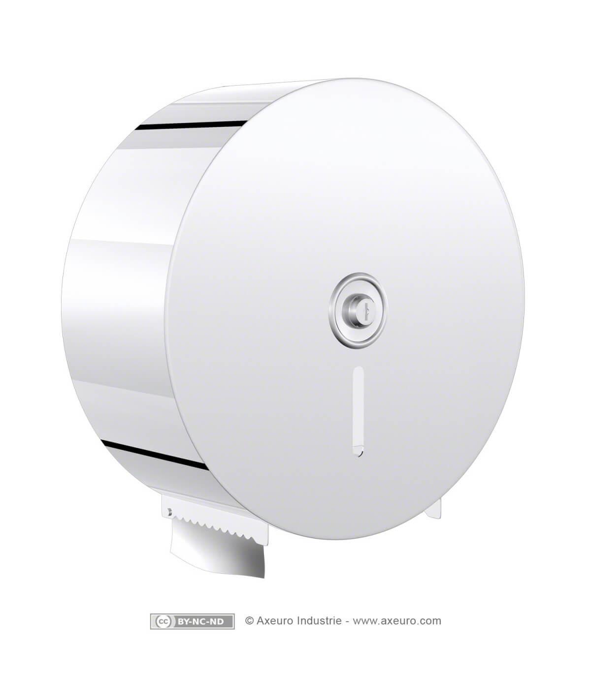 Dérouleur Papier Wc Metal distributeur de papier toilette