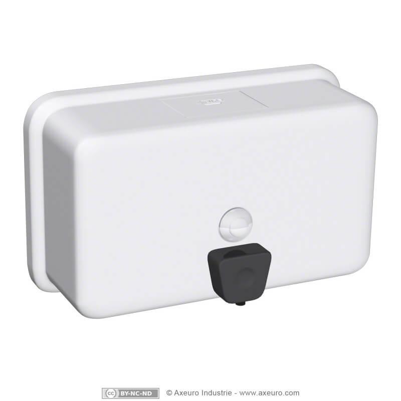 Distributeur de savon horizontal
