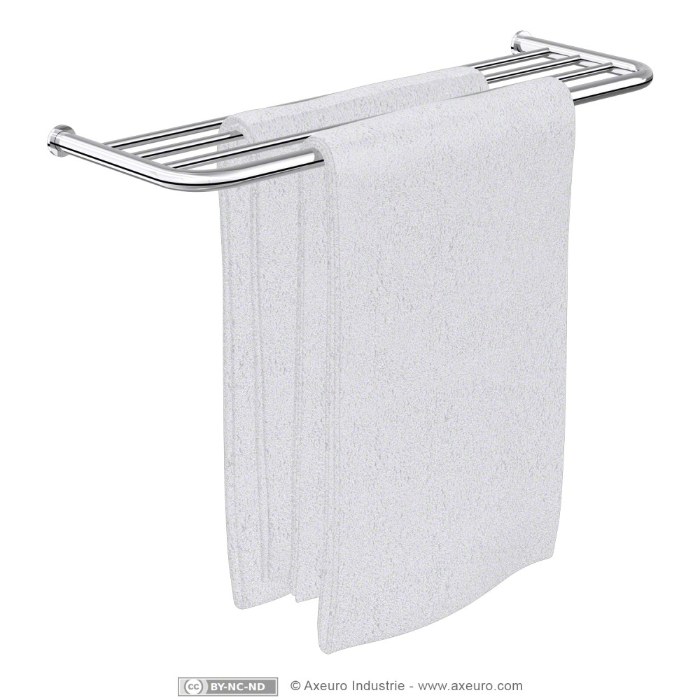 Rack porte serviettes for Rack porte serviettes bain