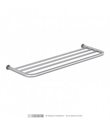 Towel rack + towel bar