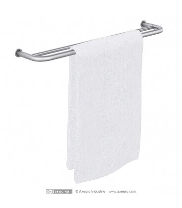 Double towel bar