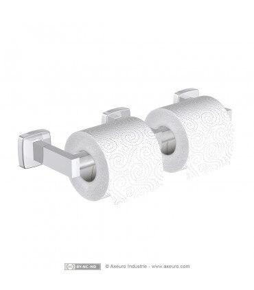 Doble dispensador de papel higiénico económico