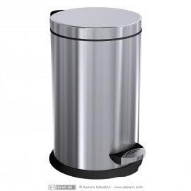 Poubelle à pédale de 12 litres