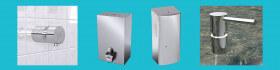 Distributeurs de savon / gel hydroalcoolique