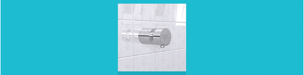 Recessed wall mounted soap dispenser