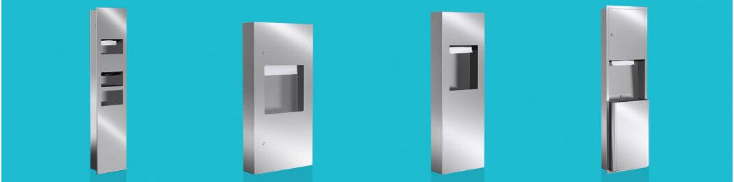 kombiniert - Waschbecken Seite