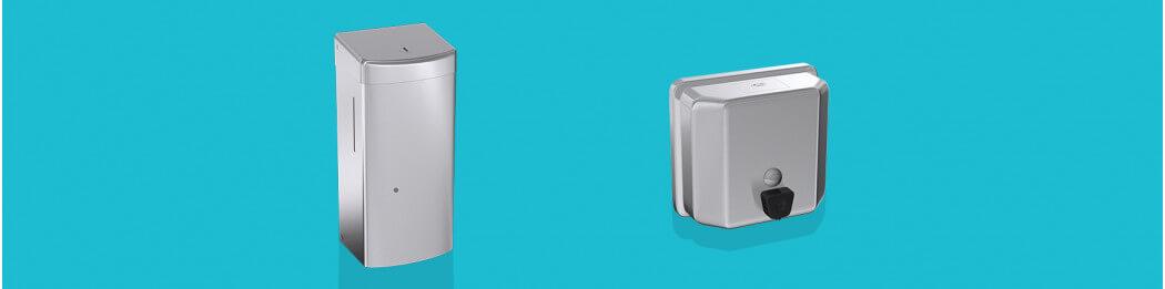 Distributeurs de gel hydroalcoolique